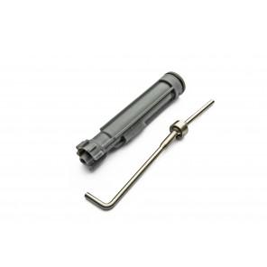 RA-TECH Magnetic Locking NPAS plastic loading nozzle set type 3for WE M4/M16/416/T91 GBB