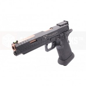EMG TTI Licensed JW3 2011 Combat Master Airsoft Training Pistol (Island barrel ver)