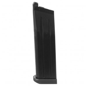 WE Tech 30rd 4.3 Hi-Capa 1911 GBB Airsoft Pistol Magazine - Black