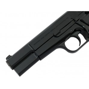 KY custom WE HI-POWER MKIII  GBB Pistol (Black) (ORG marking)