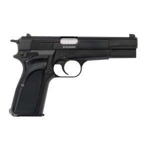 KY custom WE HI-POWER MKIII  GBB Pistol (Black) (L9A1marking)