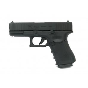 KY custom G19FS GBB pistol BK(CNC custom marking)