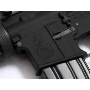 WE M4 RIS CQB GBBR Black(Horse marking)