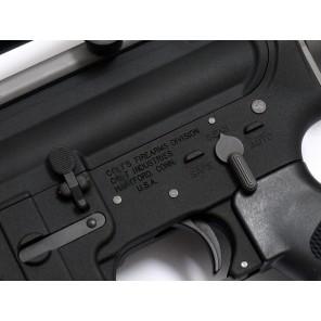 WE M4 RIS CQB GBBR Black(MK18MOD0 marking)