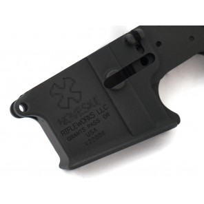 WE M4 GBB rifle lower body receiver #105 (NOV marking)