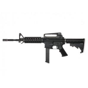 KY custom WE M4 RIS PCC GBB BK (Full marking)