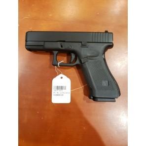 WE G19XL GBB Pistol Black(All-Plain-Version)