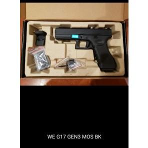 WE G17 GEN3 MOS BK