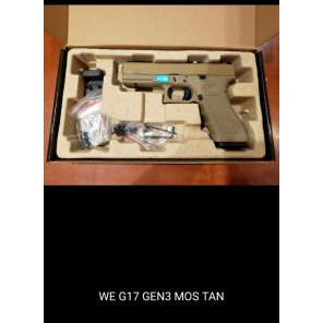 WE G17 GEN3 MOS TAN