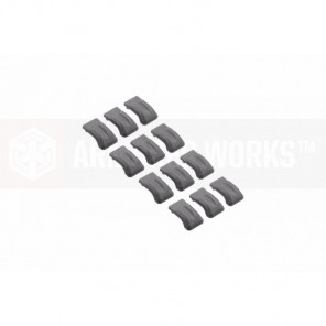 ADAPTIVE DRUM MAGAZINE SHOCKPROOF PADS - GREY
