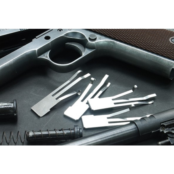 GD 1911 Series - GUARDER - Upgrade Parts (WE/TM/KJ) - Third